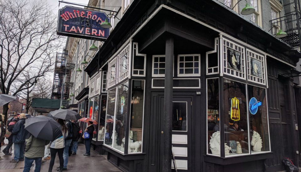 Lawmakers Urge For White Horse Tavern Interior To Become An Official NYC Landmark