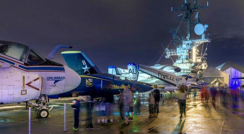 Intrepid Sea, Air & Space Museum Will Offer Free Friday Nights Beginning Next Week