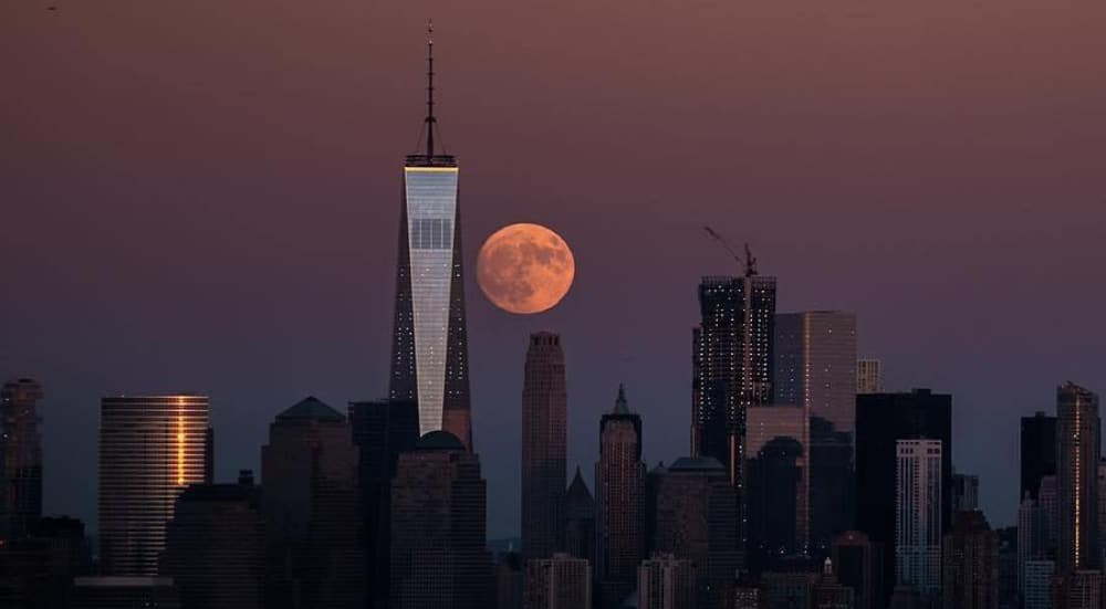 The Last Supermoon Of 2019 Will Take Place Tonight