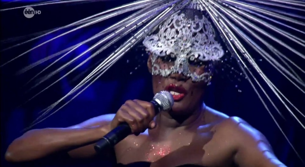 The Iconic Grace Jones Will Headline Pride Island Festival