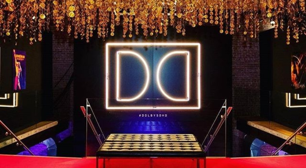 Walk The Red Carpet At Dolby's Immersive Pop-Up In SoHo