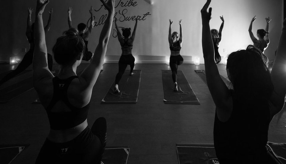 Get Your Sweat On And Jam To Some Hip-Hop Beats At Y7 Yoga Studio