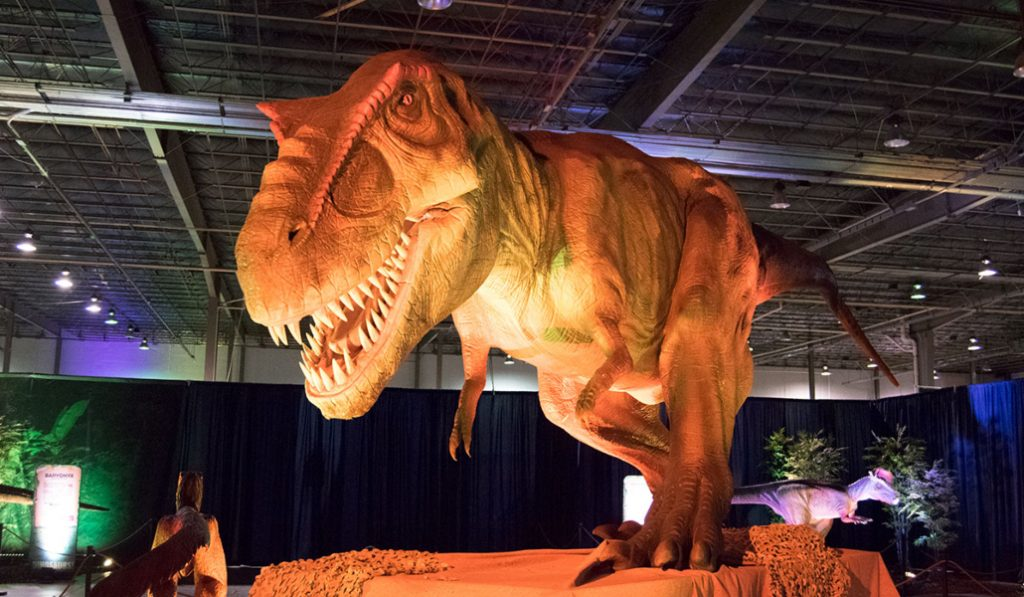 New Dinosaur Safari Coming To The Bronx Zoo