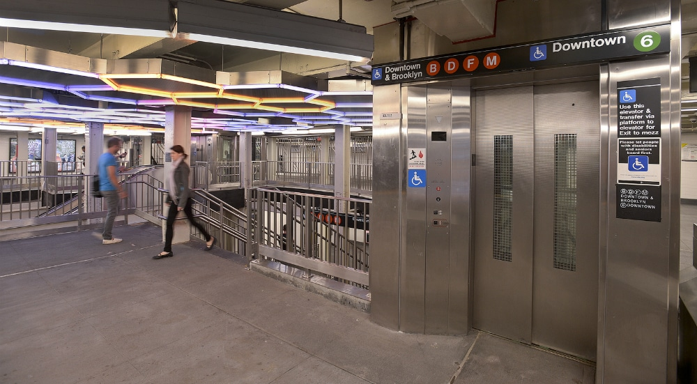 Federal Judge Rules Subway Stations Must Get Elevators During Renovations