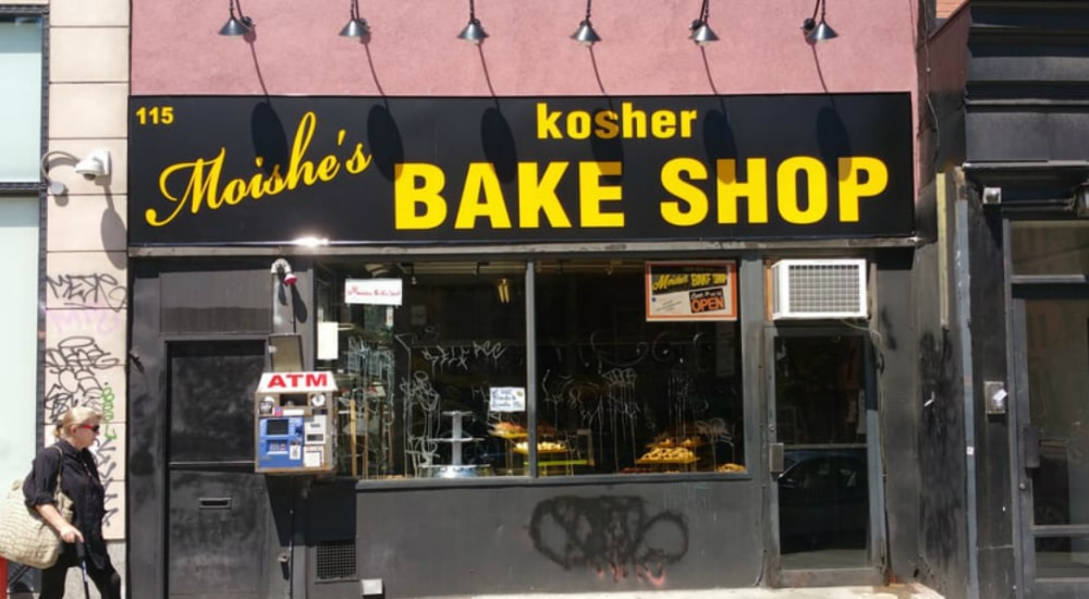 UPDATE: An East Village Institution, Moishe's Bake Shop Will Reopen