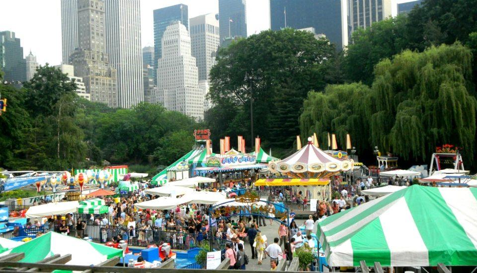 Massive Central Park Amusement Park Will Return This Summer