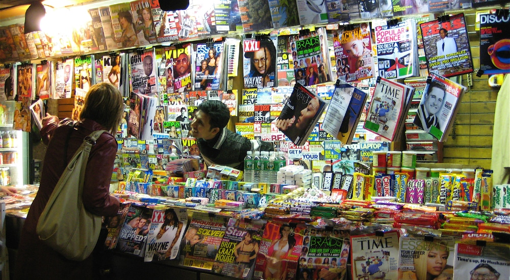 Vending Machines Will Be Installed In Place Of NYC's Subway Newsstands In Coming Months