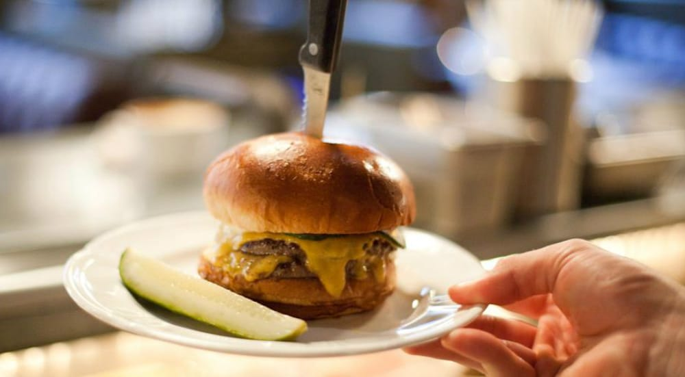 The Best Burger In Chicago, Au Cheval Is Finally Opening In NYC Next Week