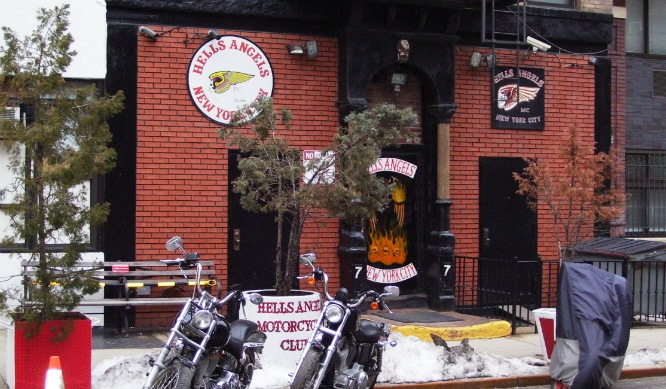 Notorious Hells Angels Clubhouse In East Village Is Closing This Spring