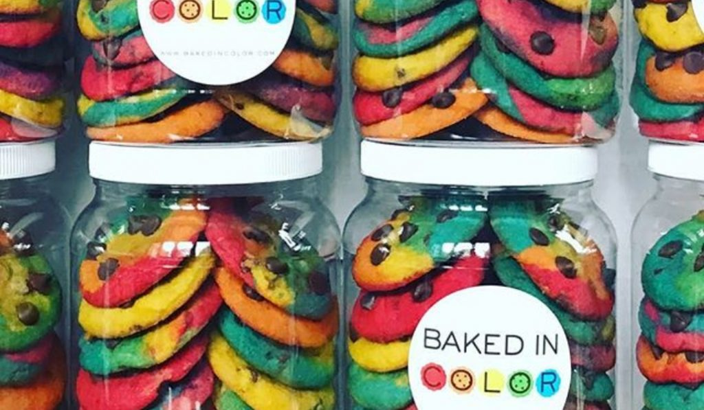 This NYC Bakery Will Bring Some Color Into Your Life