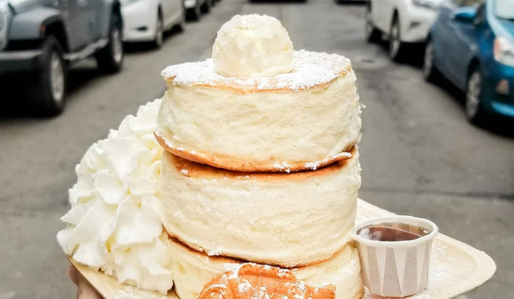 5 Best Spots For Fluffy Soufflé-Style Pancakes In NYC