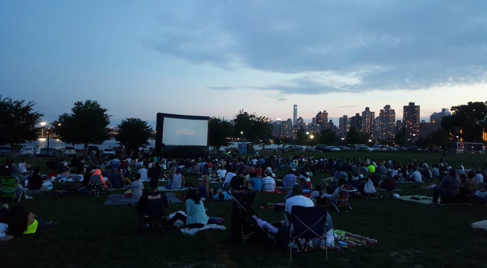Randall's Island Outdoor Movie Nights Kicks Off This Month With Incredibles 2