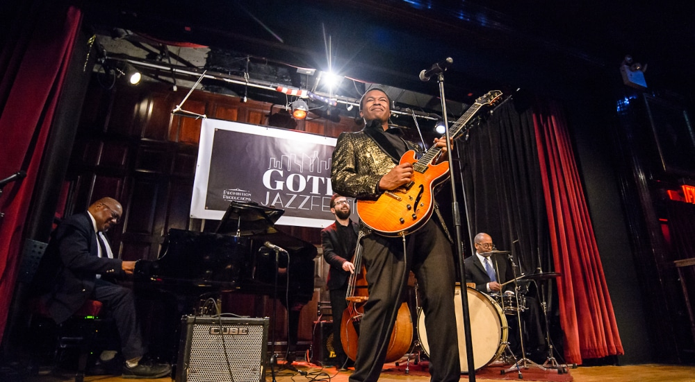 Get Funky With These 3 Jazz Themed Plans in NYC