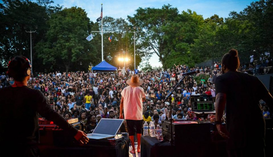 SummerStage Just Announced Their Lineup And Will Finally Open Their New Stage