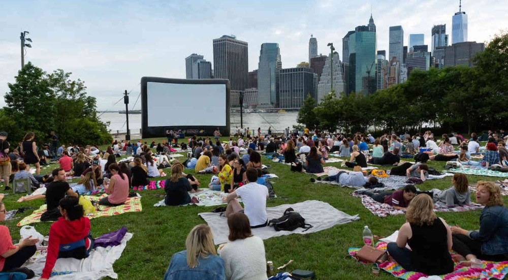Brooklyn Bridge Park Movies With A View Schedule Now Available