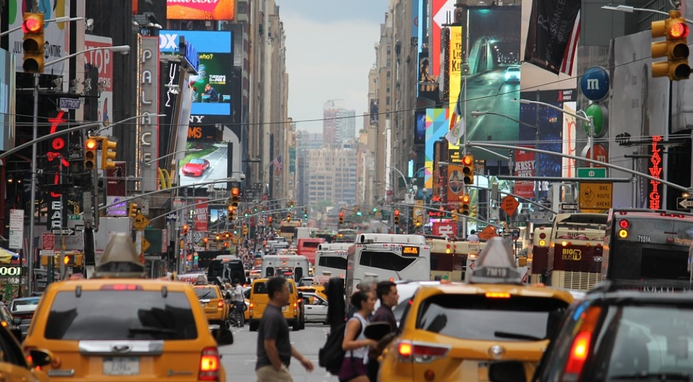 Looks Like New York City's Population Decreases For Another Year In A Row