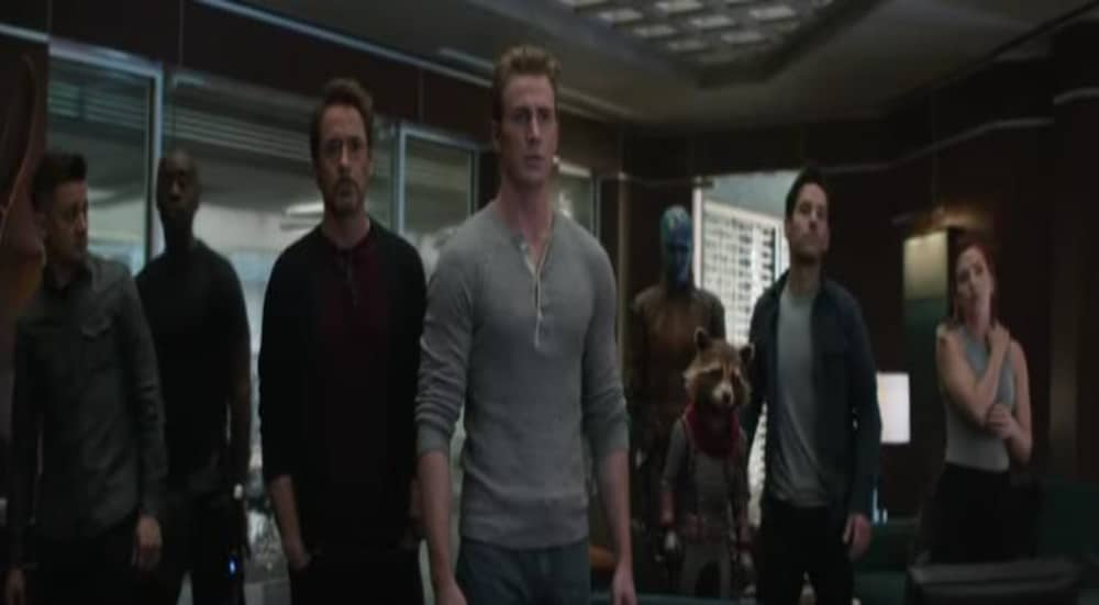 Watch: Avengers Endgame And Witness The Heroes Saving Humanity One Last Time