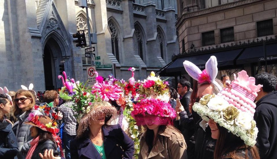 NYC's Annual Easter Parade and Bonnet Festival Is Almost Here