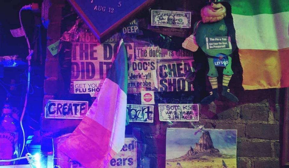This Hell's Kitchen Dive Bar Tour Will Tell You All You Need To Know About 1930's America