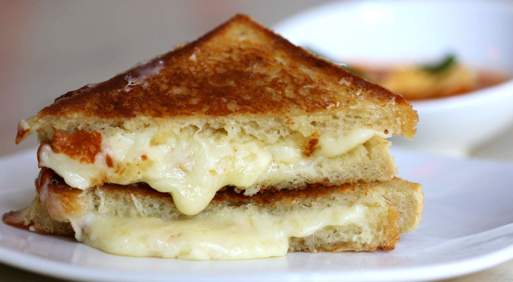 Murray's Cheese Shop Will Offer $1 Cheese Melts Next Week For National Grilled Cheese Day