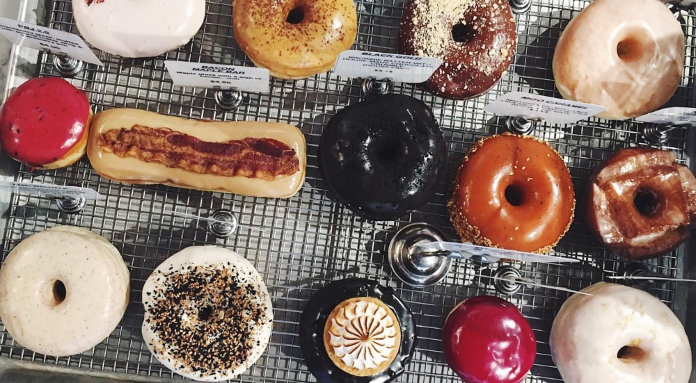 Chicago's Iconic Underground Donut Tour Is Finally In NYC