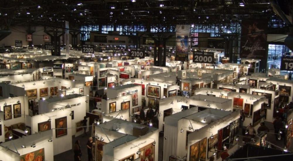 Artexpo: The World's Largest Fine Art Marketplace Returns Tomorrow
