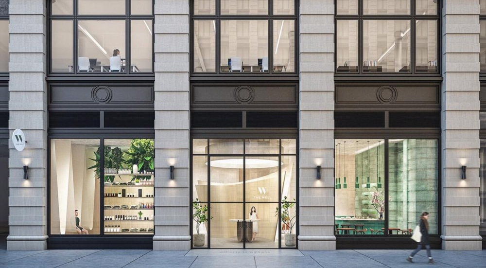 Inside THE WELL: NYC's Newest Wellness Club Opening This Summer