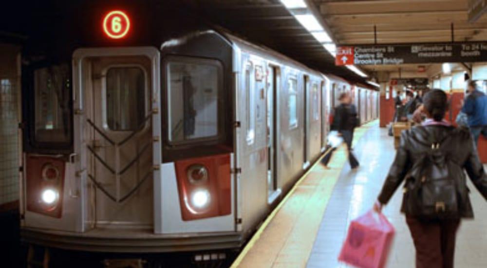 [April Fools] MTA Announces Plan To Access Subway With Fingerprint By 2025