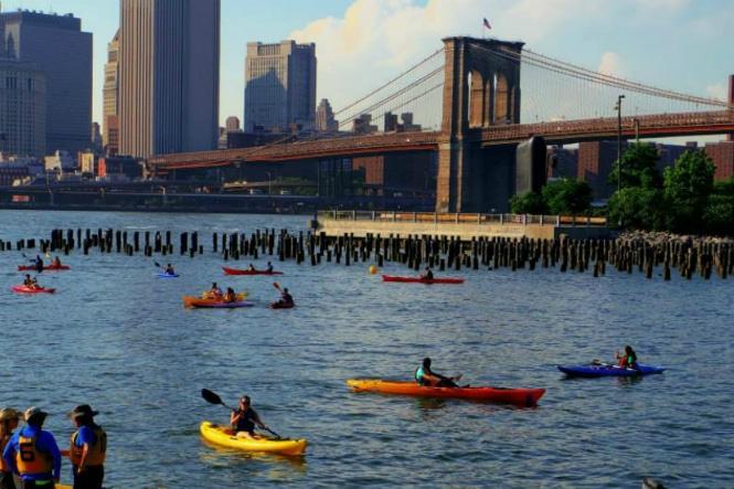 thigs to do june kayaking