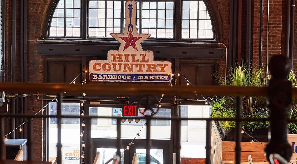 Austin-Inspired Food Hall, Hill Country, Will Shut Down A Mere Six Months Post Opening