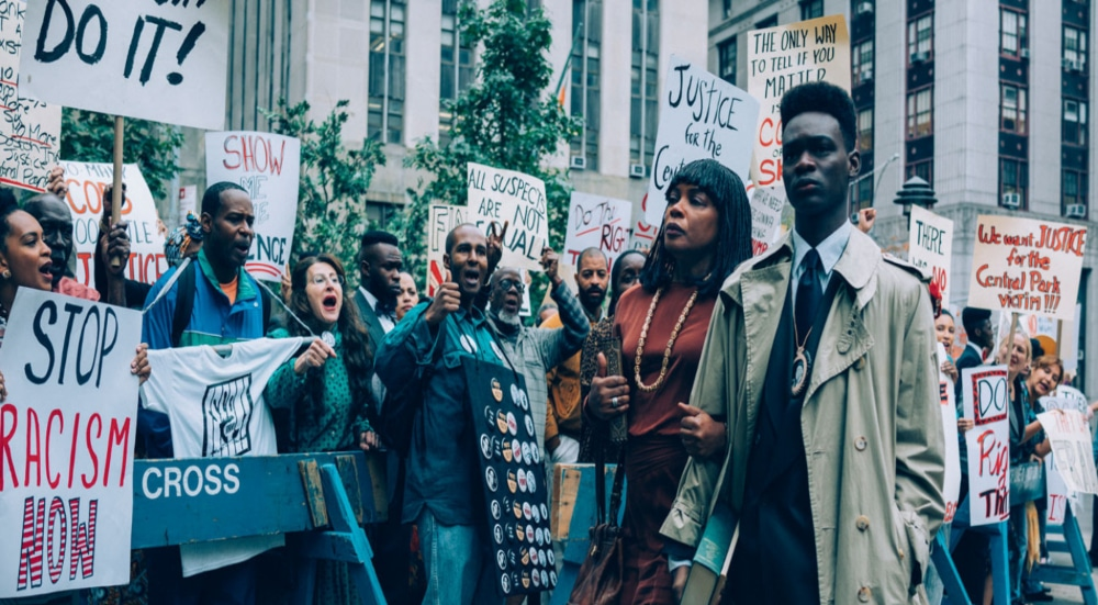 Split Screens Festival Kicks Off Today With An Early Screening Of 'When They See Us'