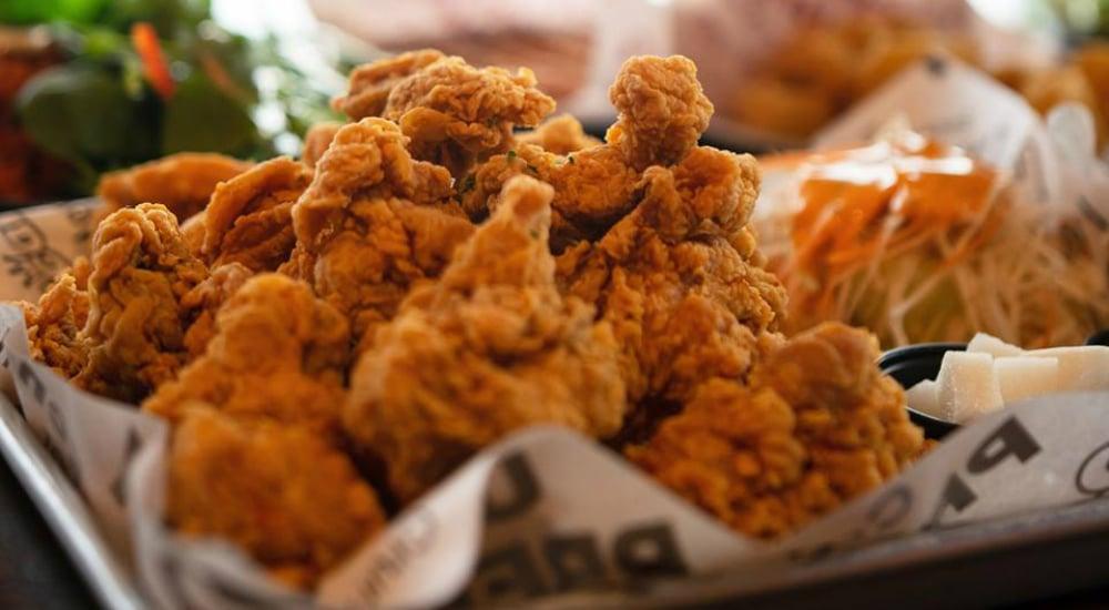 Popular Korean Fried Chicken Chain, Pelicana, Opens In Greenwich Village This Weekend