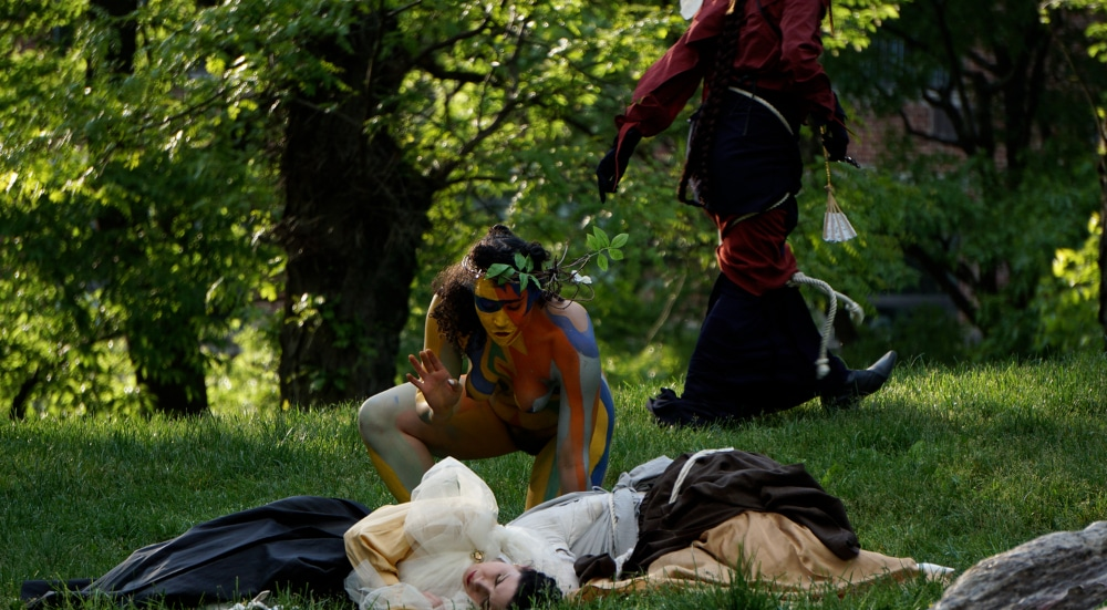 Naked Shakespeare In The Park Returns This August With An All New Show