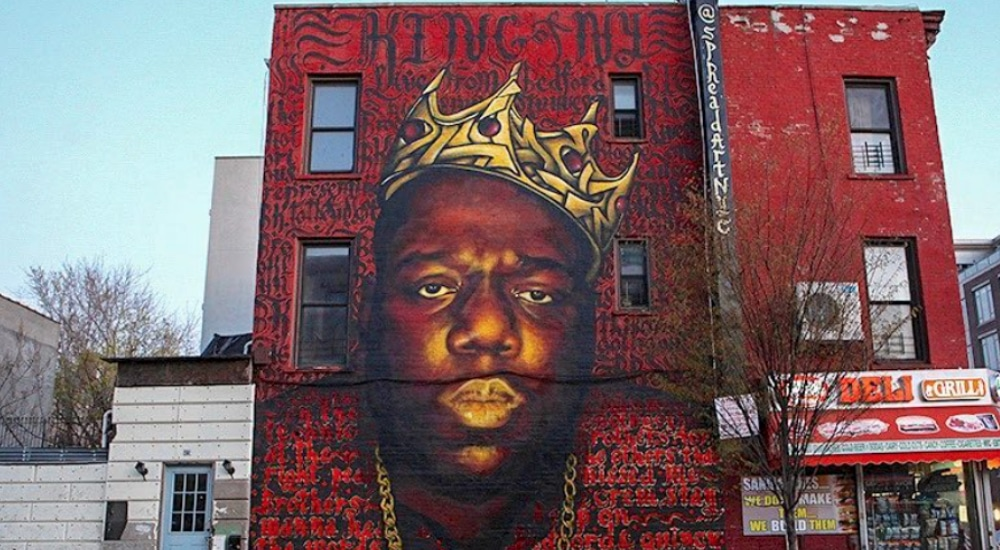 Notorious B.I.G. Will Get His Hometown Street In Brooklyn Named After Him
