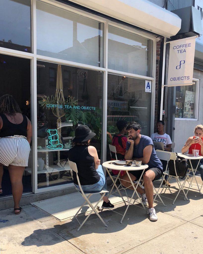 This Brooklyn Café Doubles As An Interior Design Store - Secretnyc