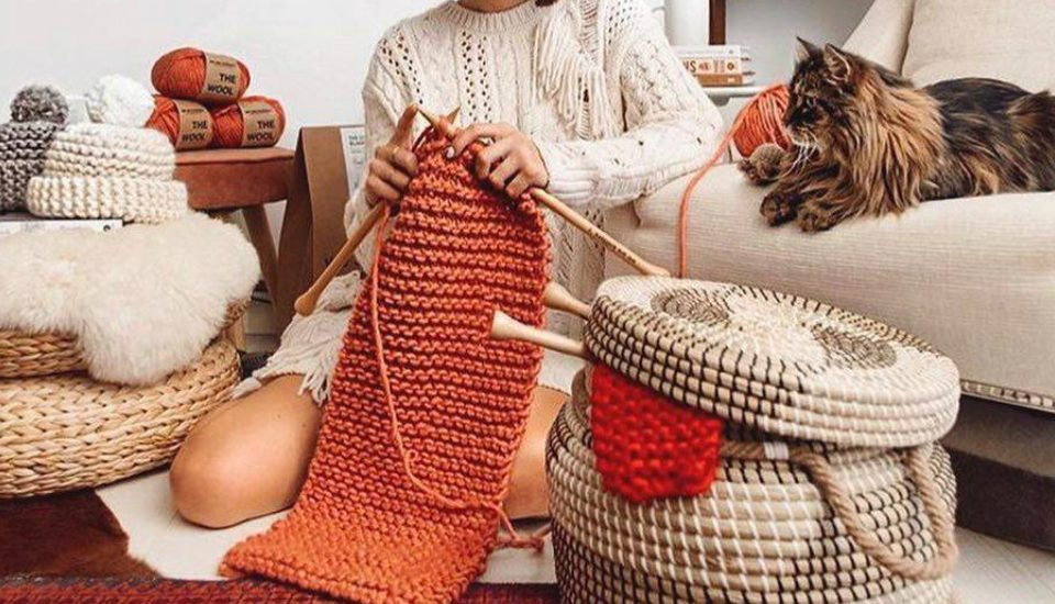 Knitting Is The New Yoga, And 'We Are Knitters' Wants New Yorkers To See Why