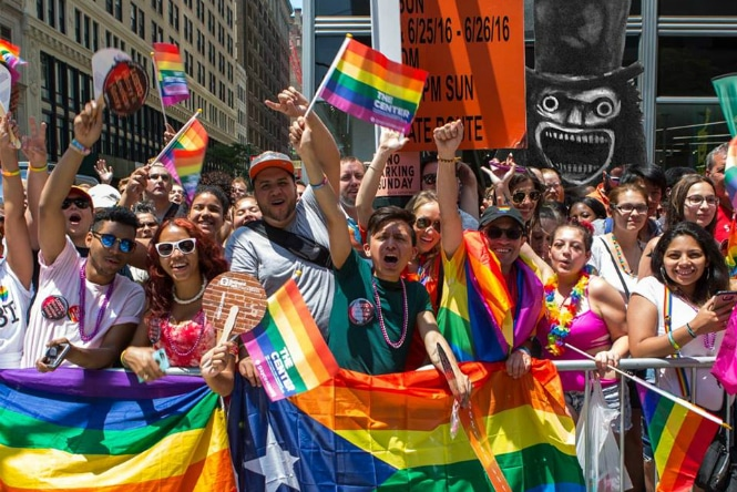 things to do june: NYC Pride March