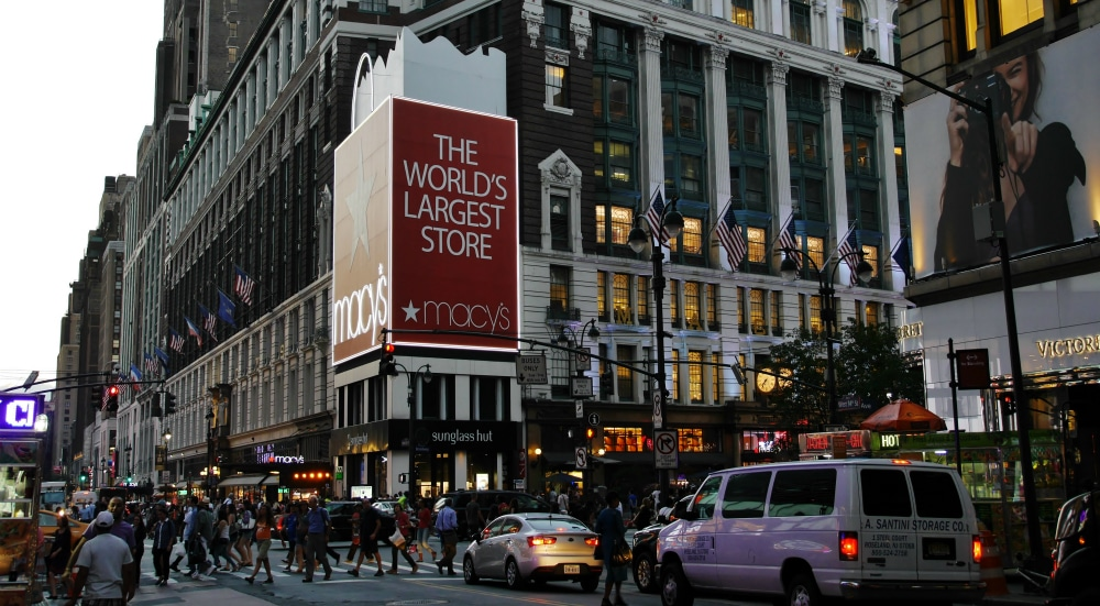 Macy's Flagship Plans To Build An Office Skyscraper Above Its Iconic Store