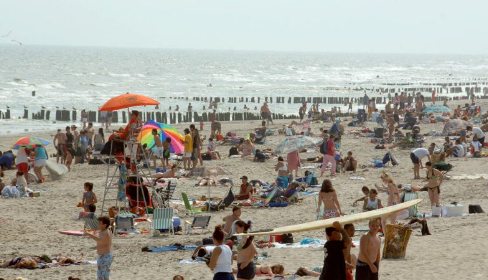 Closed Section Of Rockaway Beach Officially Reopens On Memorial Day Weekend