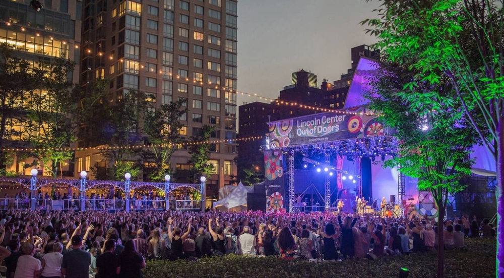 Lincoln Center's Out Of Doors Festival Lineup Announced
