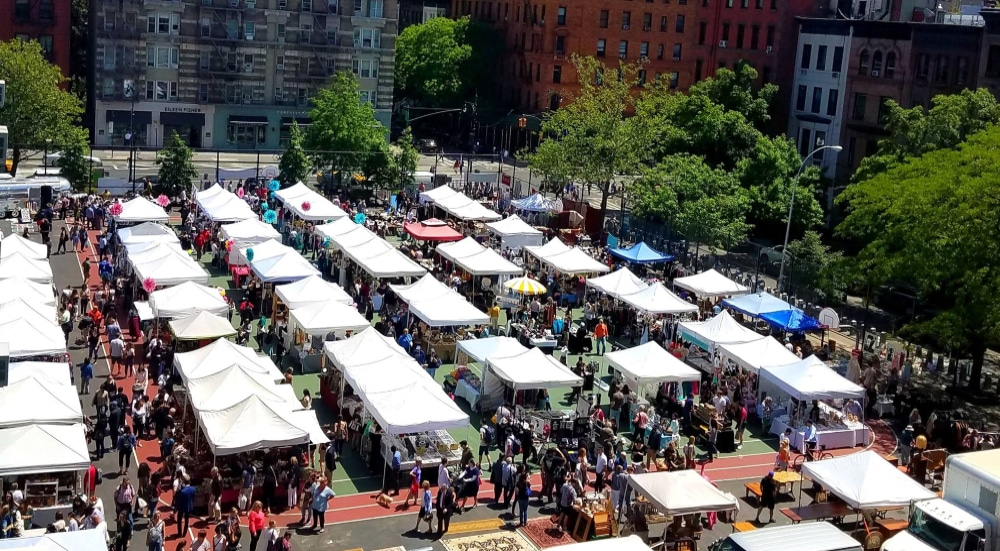 Discover Amazing Local Artisans At NYC's Epic Grand Bazaar