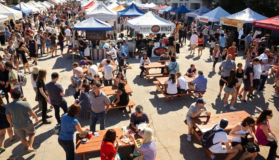Smorgasburg Will Have Their Own Pop-up In Hudson Yards This Summer