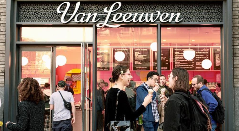 Artisanal Ice Cream Shop Van Leeuwen Is Expanding Across NYC