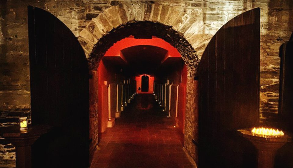 Brave Enough to Explore The Catacombs Of Old St. Patrick's Cathedral By Candlelight?