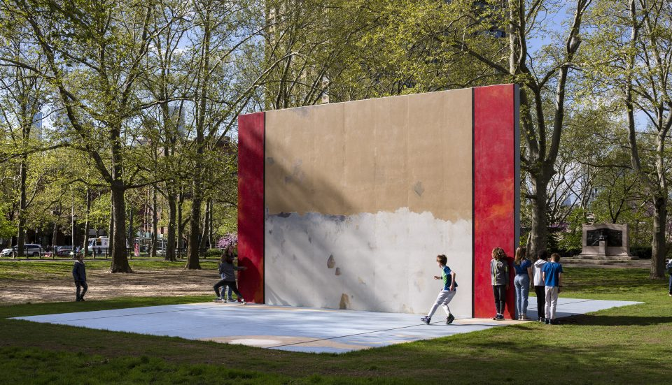 Subliminal Standard Is The Latest Immersive Sculpture In Downtown Brooklyn