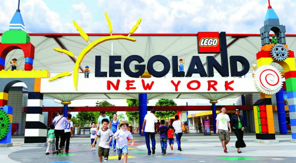 Tickets To The Legoland Theme Park Coming To New York Next Year Are Already On Sale