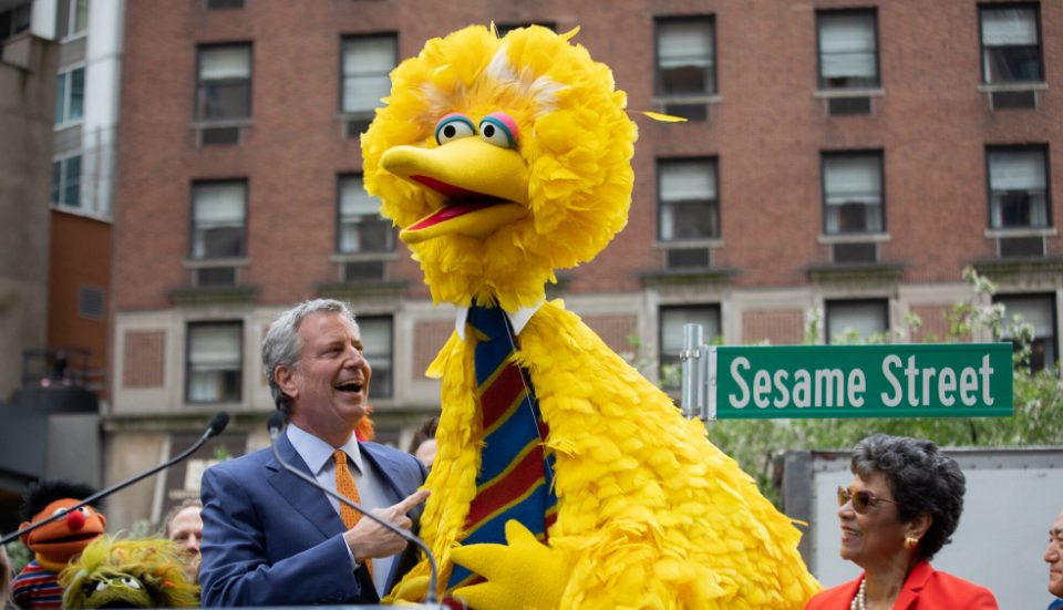 """It's Official: """"Sesame Street"""" Can Now Call Manhattan's UWS Home"""