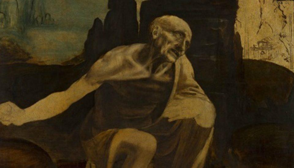 Leonardo da Vinci's Unfinished Masterpiece Is Now On Display At Metropolitan Museum Of Art