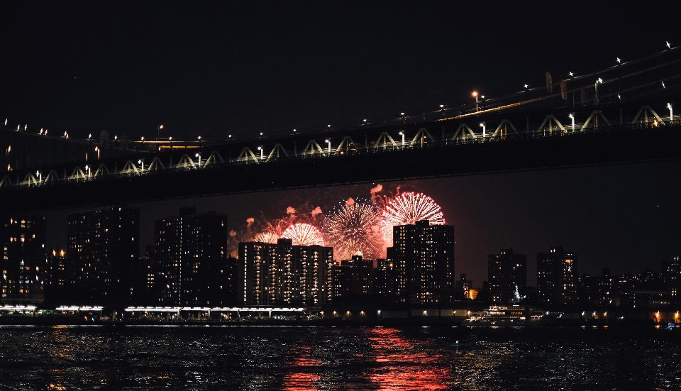 5 Places To Catch NYC's Spectacular 4th Of July Fireworks
