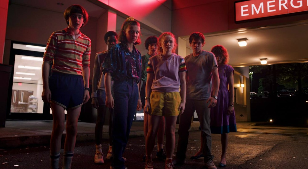Otherworldly 'Stranger Things' Theme Park Is Taking Over Coney Island Next Weekend
